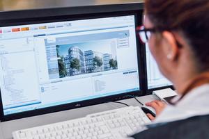 Über die Gebäudemanagement-Plattform sind alle Systeme und Geräte miteinander vernetzt.
