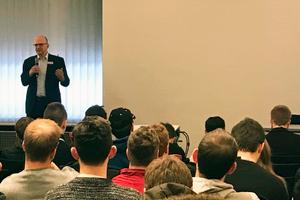 Dr. Peter Hug, Geschäftsführer, Fachverband Automation + Management für Haus + Gebäude (FV AMG)