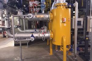 Geschlossene Dampf-/Wasser-Wärmeübergabestationen