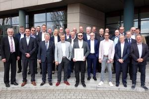 Zur Mitgliederversammlung 2019 kamen über 40 Mitglieder.  Foto: Bundesverband Flächenheizungen und Flächenkühlungen e.V., Dortmund