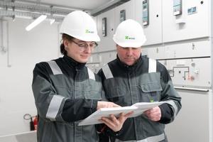 Durch die Druckberechnung kann die Wisag Rückschlüsse über die Standfestigkeit eines Gebäudes sowie eventuell notwendige Baumaßnahmen ziehen.  Foto: Wisag Industrie Service Holding, 2019