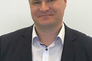 Andreas Bienek ist seit 1. Mai 2019 Bereichsleiter der Ke Kelit Klimasysteme Deutschland GmbH.   Foto: Ke Kelit