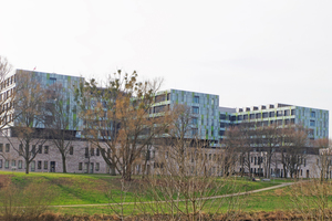 Döring Beratende Ingenieure war u.a mit der Planung der elektrotechnischen Leistungen des Neubaus KRH Klinikum Siloah in Hannover beauftragt.