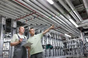 Die Wisag ist mit ihren akkreditierten Energieberatern in der Lage, Kunden bei der Verbesserung ihrer Energiebilanz zu unterstützen.