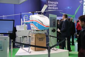 Die Lösungen in der Industrie sind vielseitig und reichen vom Drohneneinsatz (z.B. in der Logistik) ...
