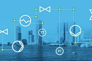 Die Digitalisierungsstrategie von Grundfos rüttelt das bisherige Verständnis über das Geschäftsmodell eines Pumpenherstellers gehörig durch. Neben dem analogen Pumpensystem stehen neuartige digitalbasierte Geschäftskonzepte (Digital Commercial Offerings) im Fokus.