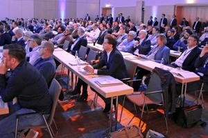 Rund 350 Teilnehmer besuchten die 5. Leading Air Convention.