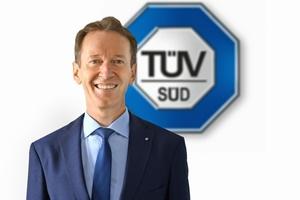 Arnold Staedel leitet das Geschäftsfeld Elektro- und Gebäudetechnik der TÜV Süd Industrie Service GmbH.