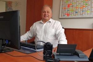 """""""Durch unseren Umzug sind wir für unsere Kunden noch einfacher erreichbar"""", weiß Alexander Wald, Gebietsverkaufsleiter Bayern Süd bei Judo."""