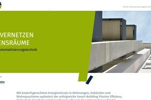 Seit der Gründung der Dr. Riedel Automatisierungstechnik GmbH im Jahr 1991 entwickeln die Ingenieure digitale Regelungssysteme für den Mehrgeschoss-Wohnungsbau.