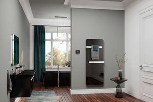 """Der Designheizkörper """"Elveo"""" ist mit verschiedenen Baugrößen in vertikaler und horizontaler Ausführung erhältlich."""