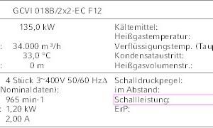 """<div class=""""Bildtitel"""">Eindeutige Herstellerangabe </div>eines Schallleistungspegels<irfontsize style=""""font-size: 4.000000pt;""""> </irfontsize>"""
