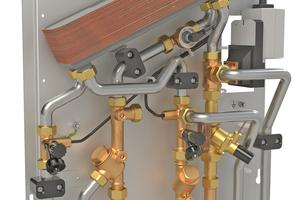 """Mit """"Dendrit Studio 2.0"""" lassen sich Trinkwasserrohrnetze mit Wohnungsstationen von Kemper optimal berechnen."""
