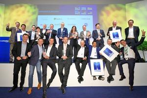 Die Award-Gewinner der The smarter E 2019