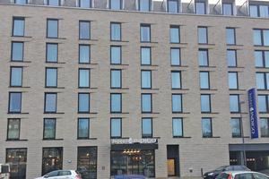 """Im Hotel """"Indigo"""" sowie in einer Wohnanlage in Dresden wurden Rohrleitungssysteme von Sanha installiert."""