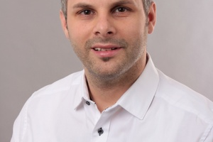 Christoph Sauerborn ist neuer Mitarbeiter im Technischen Vertrieb Messgeräte und dabei für das Gebiet Norddeutschland verantwortlich.
