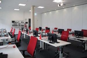 Die Deos AG hat einen 100 m2 großen neuen Schulungsraum am Firmensitz in Rheine aufgebaut.