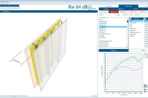 Die Bandbreite numerischer Bauakustik reicht von Programmen zur schalltechnischen Optimierung von Bauteilen bis …