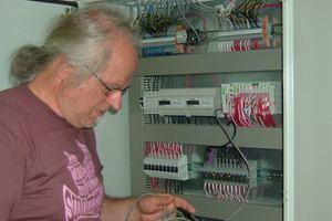 Diverse Wartungsarbeiten wurden automatisiert, der Energiebedarf minimiert.
