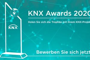 Die Bewerbungsphase für den KNX-Award 2020 ist gestartet.
