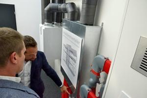Technik zum Anfassen gibt es im neuen Showroom der AIRcademy in Dießen.