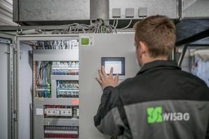 Für den Standort Praunheim der ABB Automation GmbH arbeitete die Wisag ein Energieeinsparkonzept aus, das eine Energiereduktion von rund 64 % erzielt.