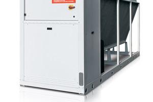 Mitsubishi Electric rüstet 2019 alle, bislang mit dem Kältemittel R410A betriebenen luftgekühlten Geräte mit Scroll-Verdichtern der Marke Climaveneta auf das Kältemittel R454B um.