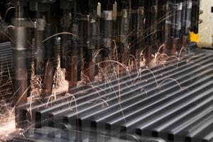 In ihren Fertigungsanlagen produziert die Purmo Group Heizkörper, Konvektoren und Flächenheizsysteme für die effiziente Versorgung von Gebäuden mit Wärme und Kälte.