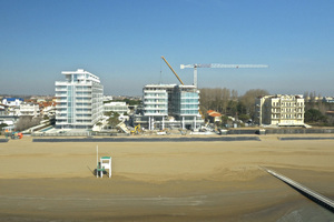 Das Falkensteiner 5 Sterne Hotel & Spa in Jesolo bei Venedig ist das 33. Hotelprojekt der Falkensteiner Michaeler Tourism Group (FMTG).
