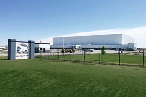 Das automatisierte Tiefkühlhochregallager von Preferred Freezer in Richland (USA) ist das bisher größte von Wagner ausgestattete Lager. Es umfasst mehr als 1 Mio. m<sup>3 </sup>Schutzvolumen.