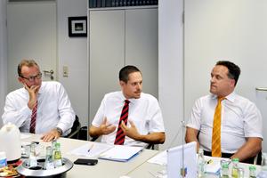 """Stefan Tuschy: """"Wenn es darum geht, wie die Gefährdungsanalyse europäisch geregelt werden soll, haben wir in Deutschland einen gut abgestimmten Vorschlag."""""""