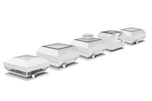 Helios bietet für unterschiedliche<br />Einsatzbereiche immer den passenden<br />Dachventilator und das in jeder Baugröße.<br /><br /><br />