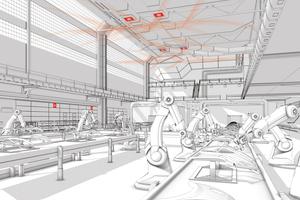 Die Dachventilatoren decken<br />verschiedene Anwendungsbereiche in<br />Wohn-, Gewerbe-, Industrie- und<br />öffentlichen Gebäuden ab.<br />