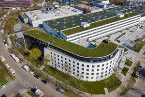 Die Schwaiger Group hat das Büro- und Gewerbequartier Centro Tesoro im Münchner Osten nachhaltig revitalisiert.