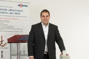 Florian Beck hat die Verkaufsleitung Süd bei der Skoberne GmbH übernommen.