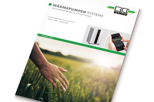Die Broschüre über alle Remko-Wärmepumpen liefert eine anschauliche Zusammenfassung des Produktspektrums.