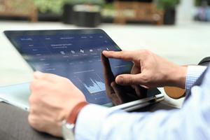 Webbasierte Benutzeroberfläche für volle Kontrolle und maximale Transparenz