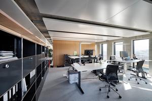 """""""EVC"""" zielt auf eine optimale Indoor Air Quality (IAQ) durch bedarfsgerechten Luftaustausch ab und koordiniert gleichzeitig die Systeme für das Heizen und Kühlen zu einem energieeffizienten Ganzen."""
