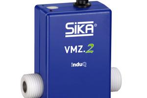"""Magnetisch induktive Durchflusssensoren der Baureihe """"VMZ"""""""