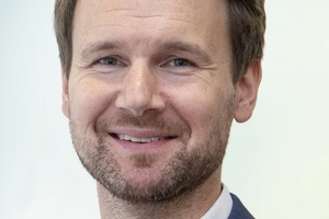 Ab 1. Januar 2020 zusätzlich in der Grünbeck-Geschäftsleitung: Matthias Wunn.