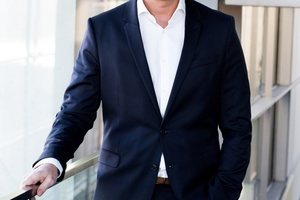 Dr. Patrick Niehr wurde neu in den Vorstand der Wilo SE berufen.