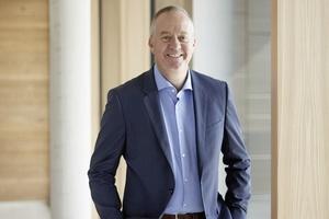 Dr. Nicholas Matten, Geschäftsführer von Stiebel Eltron