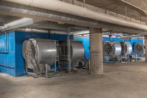 Rückkühlwerke mit Luftkühlern