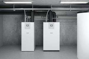 """""""WPE-I H Premium"""", Inverter-Wärmepumpe mit Heißgastechnologie"""