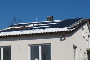 """Im Monitoring betreute """"Solink""""-Anlage mit 40 m² PVT-Kollektorfläche und ..."""