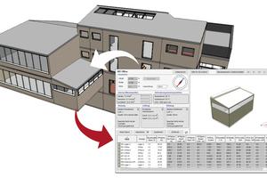 """Die bidirektionale Schnittstelle zur Equa-Softwarelösung """"Esbo"""" ermöglicht sowohl die Kühllastberechnung nach VDI&nbsp;2078 als auch Simulationen in diesem Bereich.<br />"""