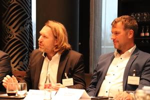 Markus Trautwein und Jan-Philipp Brammer (Stulz/S-Klima)