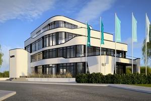 Das LUV8 in Isernhagen: Die moderne Architektur findet ihr Pendant in der zukunftsorientierten Gebäudeautomation von Loxone.