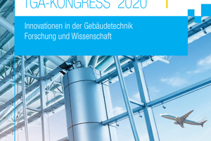 Cover der Einladung zum TGA-Kongress 2020