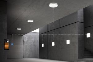"""LED-Sensor-Innenleuchten der """"RS PRO Connect R""""-Serie"""